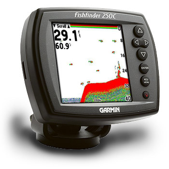 garmin fishfinder 250c, Fish Finder